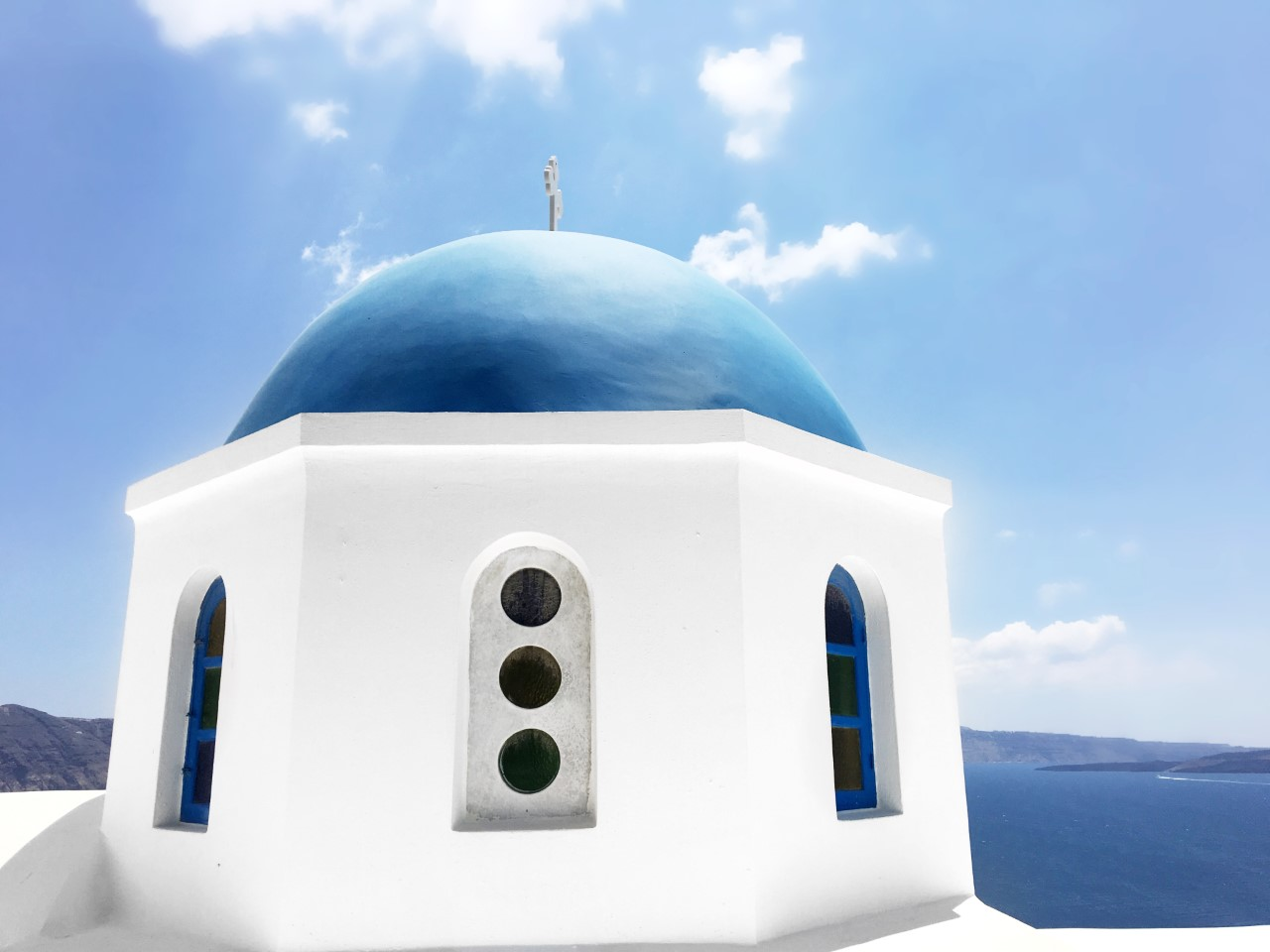 Reisereport Santorini/Kreta